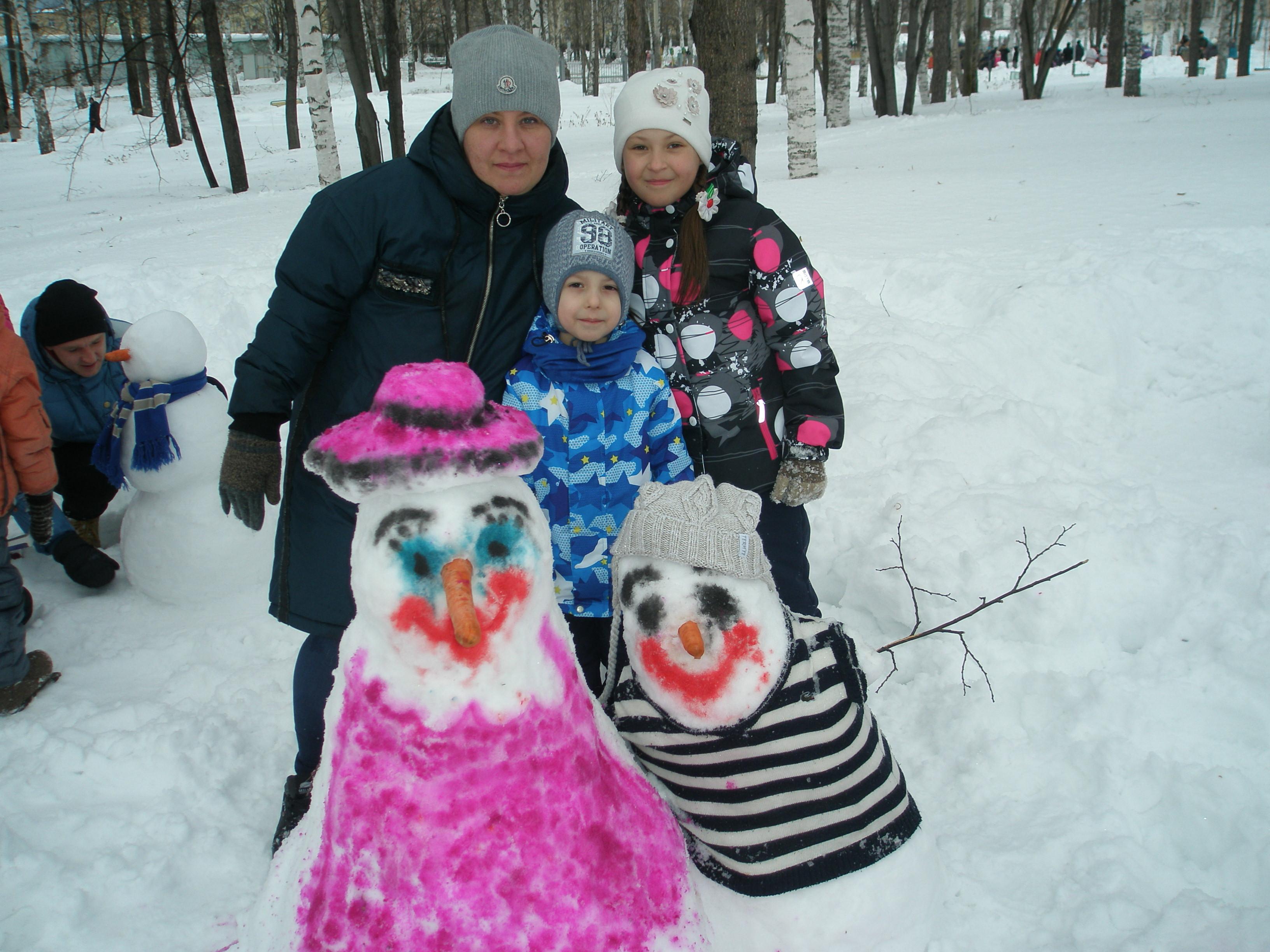 семья Суворовых