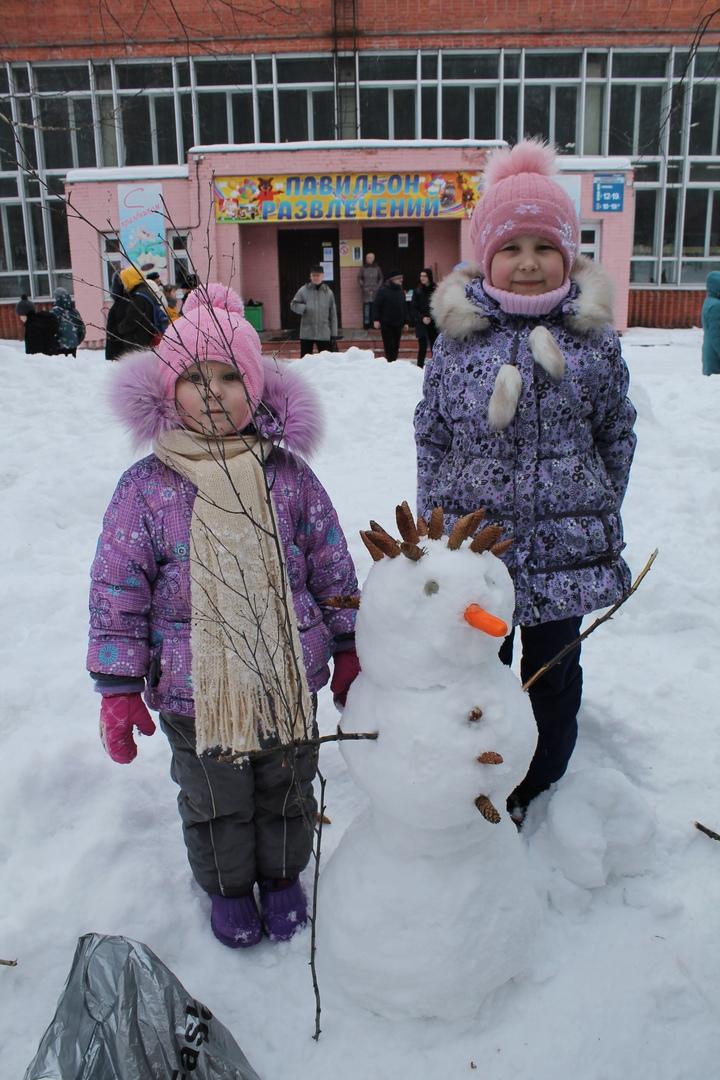 "Детский сад №29, группа ""Капитошки"""